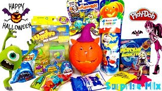 ХЭЛЛОУИН 2017 Halloween СЮРПРИЗЫ - Play-Doh ТЫКВА, РАРИТЕТНЫЕ Киндер Сюрпризы 2002 г, МОНСТРЫ, Зомби
