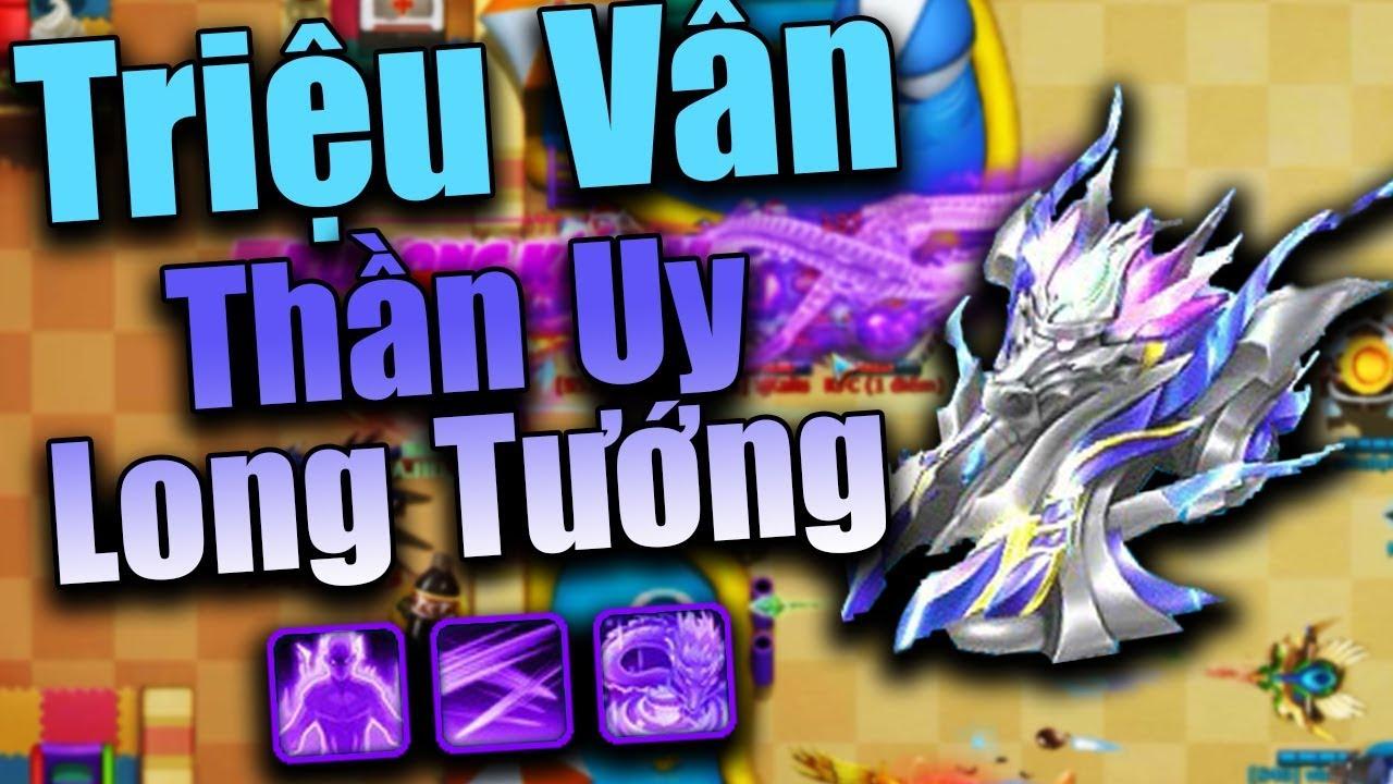 Bang Bang trên zing me – Triệu Vân Thần Uy Long Tướng xếp hạng