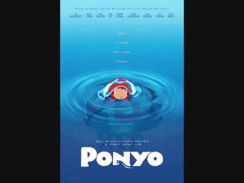 Ponyo Song - RINGTONE