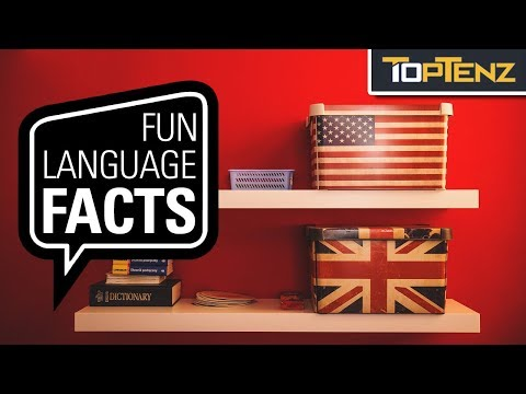 Top 10 Fun Facts About the English Language