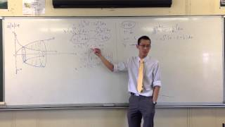 Subtraction of Volumes: Class Discussion