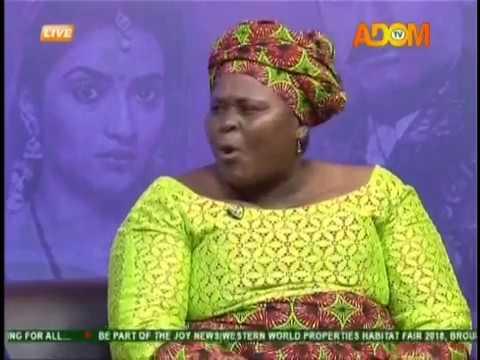 Gangaa Chat Room - Adom TV (15-8-18)