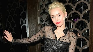 Miley Cyrus' New 'Gummy' Song LISTEN