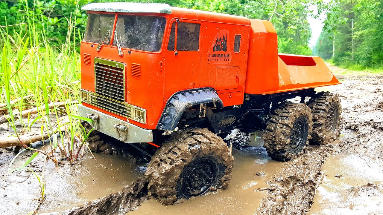 RC Cars MUD OFF Road – The Beast 6x6 Globe Liner | Wilimovich