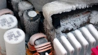 CPU Cooling with Liquid Nitrogen at -196°C / -321°F : World Record 2003 - Tom's Hardware