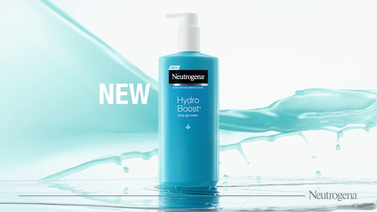 NEW NEUTROGENA® Hydro Boost Body | Inspired by face care
