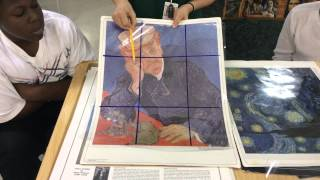 """Flipped Classroom:  Composition: """"Rule of Thirds"""" in art"""