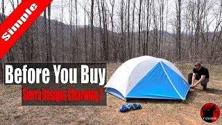 Before You Buy - Sierra Designs Clearwing 2 Tent - Setup