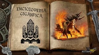 Enciclopedia Gigántica - Akantor / Akamutorumu / アカムトルム
