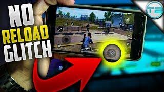 ULTIMATE NO RELOAD Glitch In PUBG Mobile!!! - How To Get No reload Glitch In PUBG Mobile