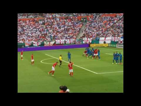 England vs Honduras Friendly Footbal Match - Miami, Florida, USA June 7 2014
