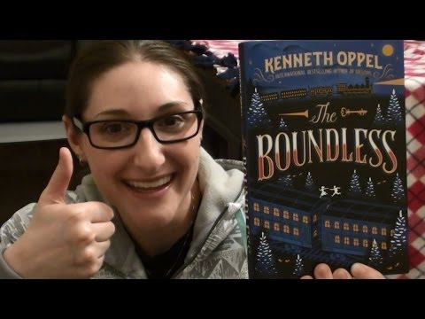 Book Review: THE BOUNDLESS
