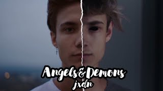 Angels & demons - jxdn || перевод
