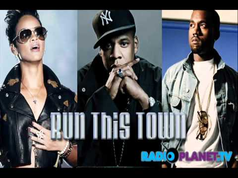 Jay-Z - Run This Town Instrumental