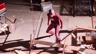 Superheroes without special effects look super silly