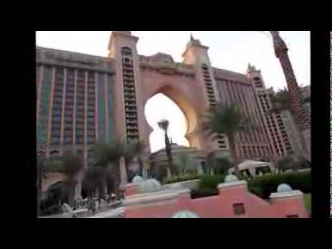 August 2013 Atlantis at the palm and  Aquaventure park Dubai