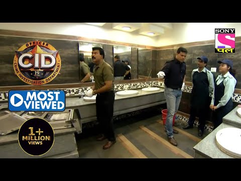 The Airport Incident | CID | Most Viewed