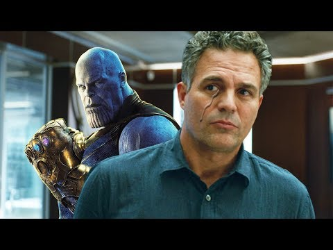 Why We Should Be Worried About Bruce Banner After Avengers: Endgame