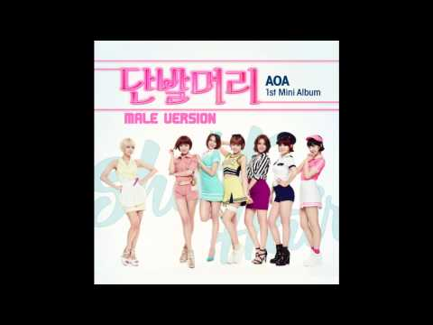 AOA - Short Hair [Male Version]