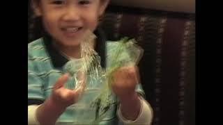 금성이 미술 전시회 & 산성이 맥도날드 생일잔치…