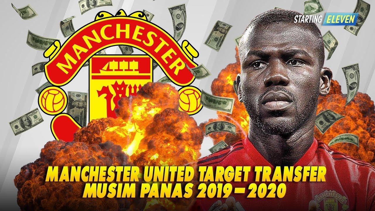 7 Pemain Incaran Manchester United Di Bursa Transfer Musim Panas 2019 2020