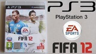 FIFA 12 (PS3) Розпакування