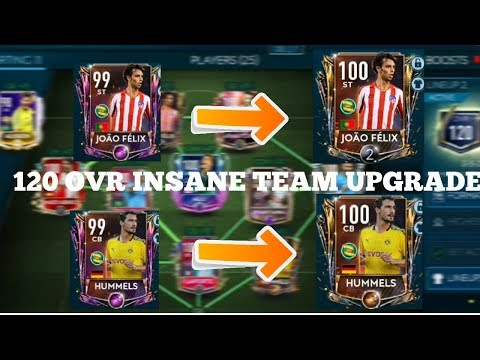 FIFA MOBILE 19 LAST DAY INSANE (120 OVR) TEAM UPGRADE ! LUCKY PACKS + HOW TO DO THE LAST UPGRADE