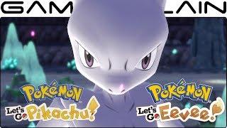 All Legendary Pokémon Locations in Pokémon Let's Go Pikachu & Eevee (Guide & Walkthrough)