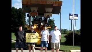 ASC Construction Equipment Charlotte Branch Parts Dept - ALS Ice Bucket Challenge!