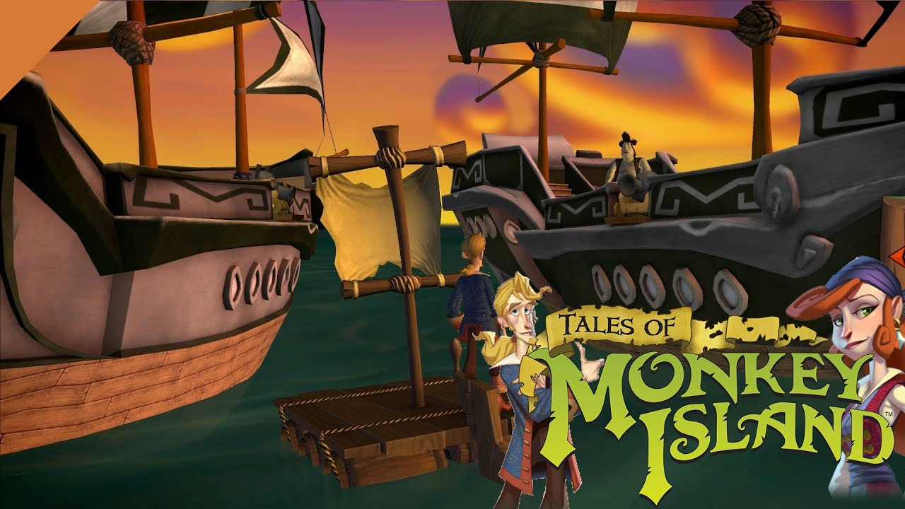 Tales Of Monkey Island Let S Play