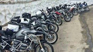 Motorradtour Seealpen 2015 - Italien, Frankreich, Schweiz - R 1200 GS offroad -