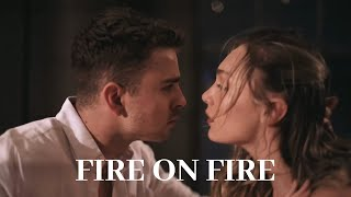 Download Mp3 Sam Smith - Fire On Fire - Michael Dameski & Maddie Ziegler