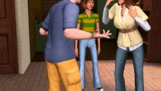 Repeat youtube video The Sims 3 - Lesbian love story