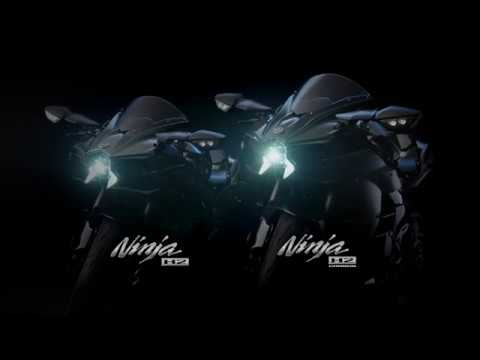 New Kawasaki H2 2019 Full Specs Official Studio Video Youtube