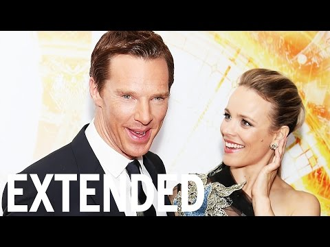 Rachel McAdams Confirms Love Is REAL For Benedict Cumberbatch | EXTENDED