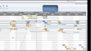 Visual Production Scheduler für Microsoft Dynamics NAV - Version (1.0) - DE