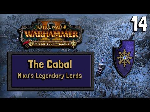 The Cabal – Egrimm Van Horstmann – Mixu's Legendary Lords – Total War: Warhammer II – Part 14