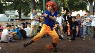 ドラゴンボールの孫悟空の声優の野沢雅子さんが『悟空の声をやっている...