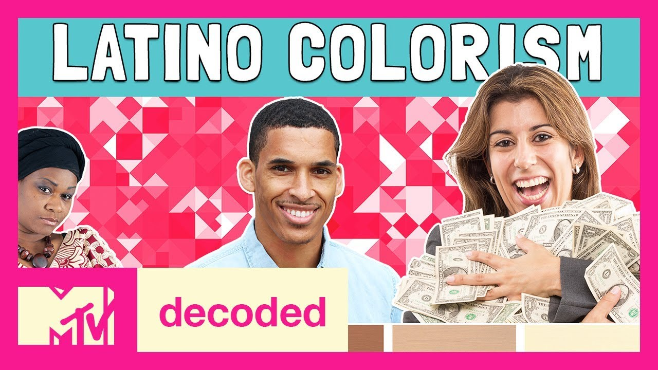 Colorism in the Latinx Community! Ft. Lee Chin | Decoded ...