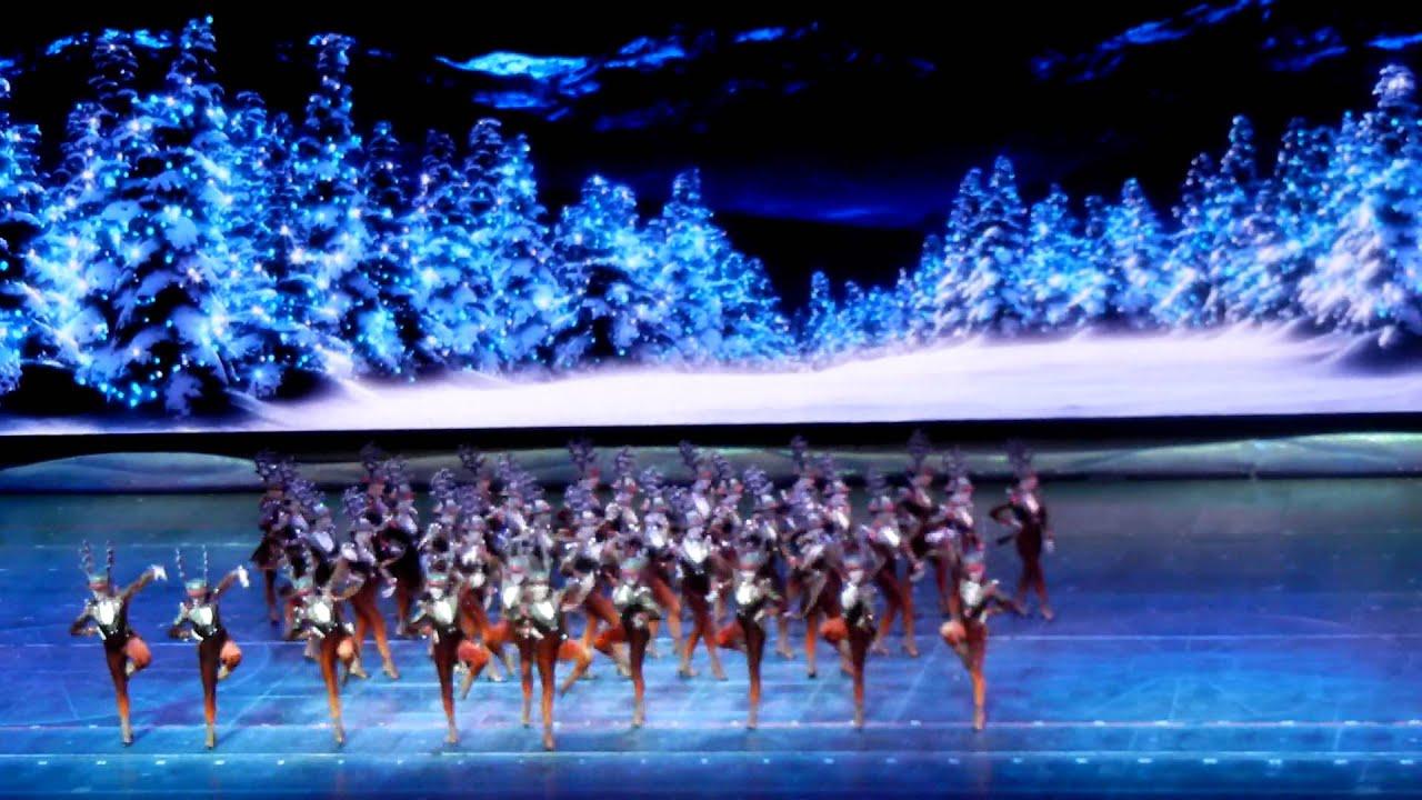 Rockettes, Christmas spectacular @ radio city music hall New York ...