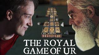 Tom Scott vs Irving Finkel: The Royal Game of Ur | PLAYTHROUGH | International Tabletop Day 2017 screenshot 1
