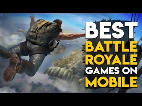 10 best battle royale games like PUBG Mobile or Fortnite on Android (2019)