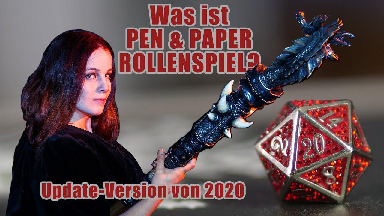 Download Was ist Pen and Paper-Rollenspiel?  Ein Crash-Kurs für Einsteiger (2020)