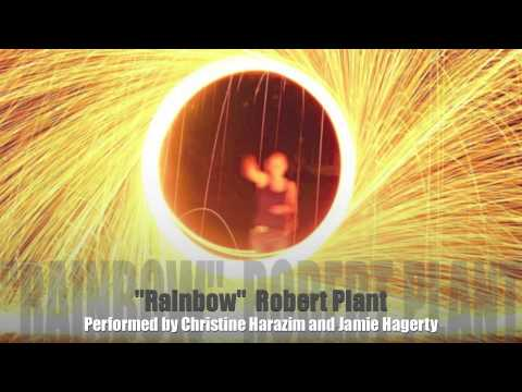 """Rainbow"" Robert Plant Cover"