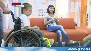 Средства для операции Димы Терентьева. / Первый канал
