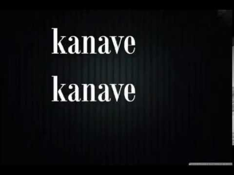 KANAVE KANAVE lyric video david film tamil