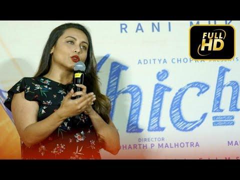 hichki-trailer-launch---rani-mukherjee---full-video-hd