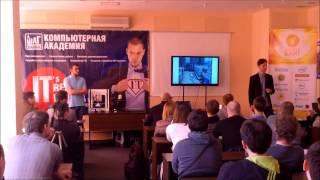 Прототипирование при создании Petcube(Доклад из Александра Нескина из #Petcube в Киевском филиале Компьютерная Академия