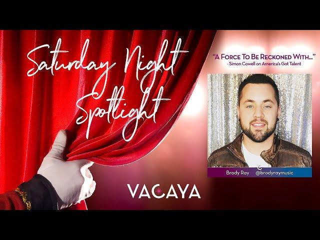 Saturday Night Spotlight - Brody Ray