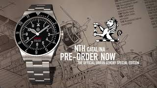 A 4th Year Anniversary Special Episode Part 1 - A First Look At The Forthcoming Urban Gentry Watch